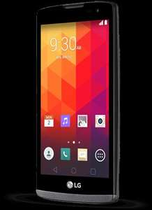LG Leon (Like New) 4G, NFC, 1GB RAM, Upgrade to Marshmallow £29.99 @ O2