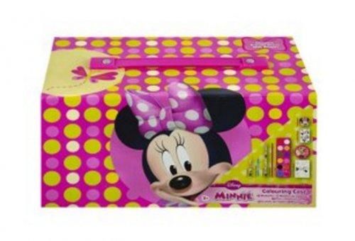 Sambro Minnie Mouse Colouring Case RRP-£9.99  £3.65 Amazon Add on Item
