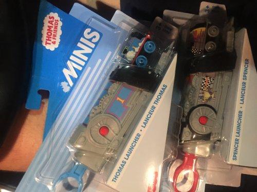 Thomas & Friends - Thomas Mini launchers £6.95 @ Tesco