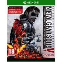 Metal Gear Solid 5 The Definitive Experience PS4 And Xbox One £19.95 thegamecollection
