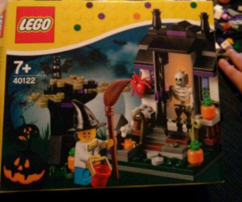 Lego Halloween 40122 £5.60 Sainsburys