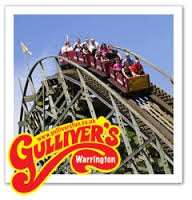 Gulliver's Theme Park Family of 4 Ticket - £39 (£41.20 with Delivery) instead of £75.80 with Living Social