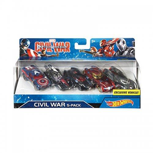 Hot wheels captain America civil war set £9.99 @ Very