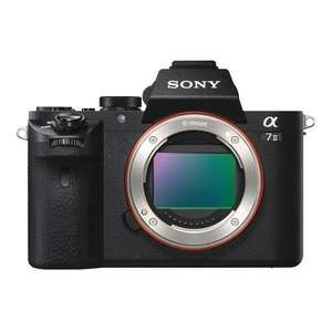 Sony ILCE-7SM2 - a7S II E-mount Camera with Full-Frame Sensor £1799 @ Mifsuds