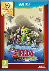 The Legend of Zelda: Wind Waker HD Select (Wii U) - Tesco