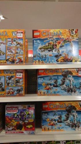 lego chima very cheap deals £35 at megavalue.com instore (Southport)