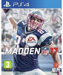 Madden 17 for PS4 and Xbox One - £32.99 @ Argos, Amazon price matching too!
