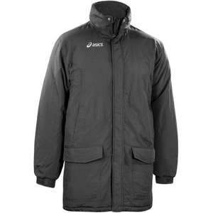 Asics New Alpi Mens Jacket £22.95 Delivered, Thick Waterproof Coat @ startfitness