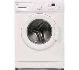 Beko WM84125W Washing Machine - White, 8KG, 1200rpm, A+++, Quick Wash 14 Min/28 Min, £179.99 @ Currys PC World