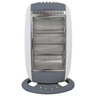 Challenge 1.6kW Halogen Heater was £49.99 now £19.99 @ argos