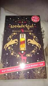 Alcohol Advent Calendars B&M - £4.99