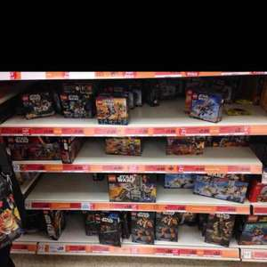 Star Wars Lego Instore @ Sainsbury's -  Bristol Emersons Green from £7.20