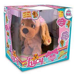 Club Petz Lucy The Dog £23.97 online at Asda