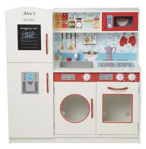 Personalised Wooden Kitchen Now £49.99 (was £179.99) @ Studio