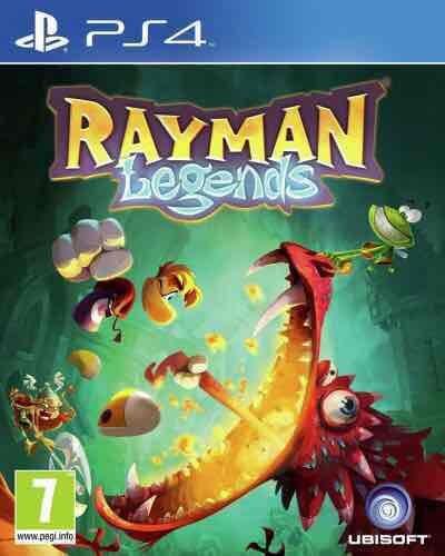 Rayman Legends PS4 £11.99 Delivered @ Argos