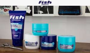 Fish hair products £1 (rrp £4.99) @ Poundland