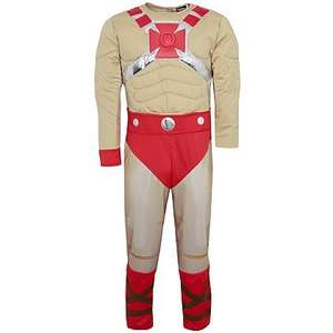 Adult He Man costume down from £20 to £10 @ asda - in time for halloween!! Free C&C