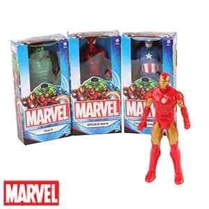 Marvel Figures (Set of 4) RRP £59.96 now £15.96 for four (works out £3.99 each) at home bargains online