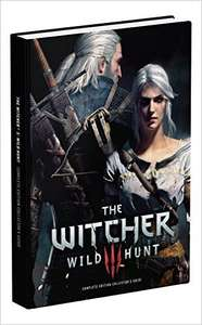 The Witcher 3 Wild Hunt Collector's Edition Hardcover book £7.51 prime or free delivery with £10 of books or £2.99 post