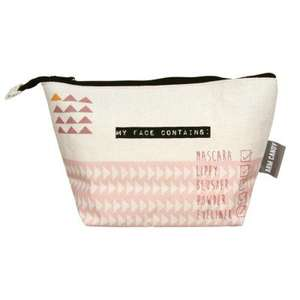 Disaster Designs Arm Candy 'My Face Contains:' Make-Up Bag £4.89 temptationgifts