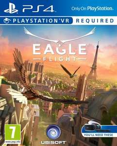 Eagle Flight Playstation VR - £26.49 Prime Users, £28.49 Normal @ Amazon