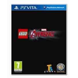 Lego Marvel's Avengers (PS Vita) £11.39 Delivered @ Tesco Direct