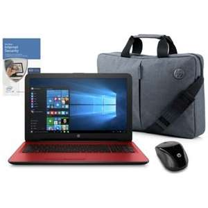 HP 15in Intel Pentium 8GB 2TB Red - Inc Bag, Mouse & McAfee. was £399.99 now £349.99 at Argos