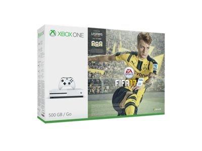 Xbox one S, FIFA 17, Forza Horizon 3, Halo V & 2nd Wireless Controller £284 @ Tesco Direct