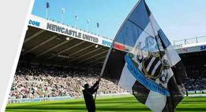Newcastle United v Preston north end. EFL cup. 1/2 price adult tickets - £10