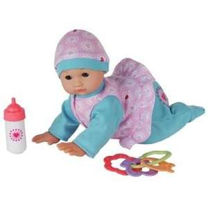 Chad Valley Crawling Doll £9.99 @ Argos