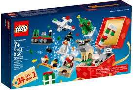 Lego 40222 Christmas Build Up Gift Set Free with £60 spend