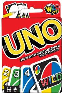 UNO Play Cards again back £1 in Poundland perfect for Christmas