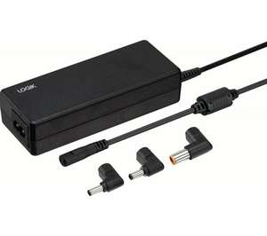 LOGIK LPDELL15 Laptop Charger rtc £8.47 Currys/PC World