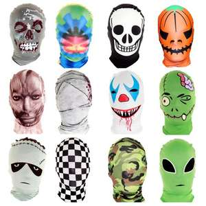 Halloween morph masks £4.95 each delivered or buy 2 save 10% @eBay sold by jokercostume