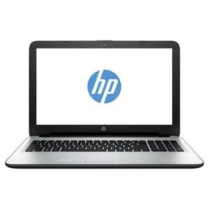 """HP 15-AF112NA Laptop 15.6"""" 8GB RAM 2TB HDD Windows 10 - White (Refurb)  £255 from Tesco Outlet eBay"""