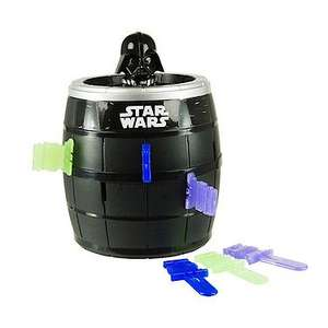 Star Wars Pop Up Darth Vader Game now £13.50 C&C at The Entertainer