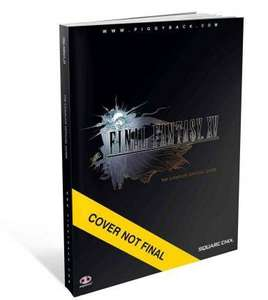 Final Fantasy XV : Standard Edition Piggyback Guide PS4 XB1 £2.49 @ The Book Depository