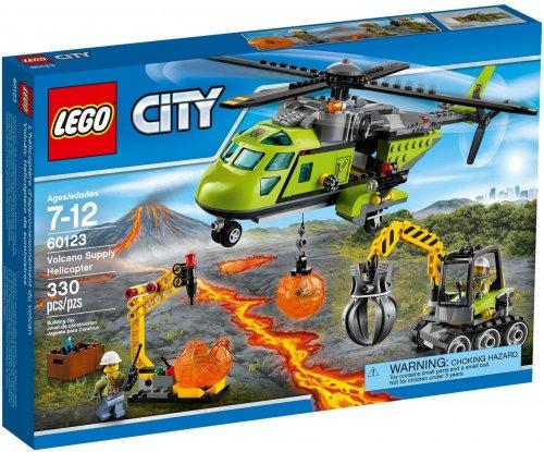 Lego 60123 Volcano Supply Helicopter £26.66 @ Sainsbury's Aberdeen (Berryden)