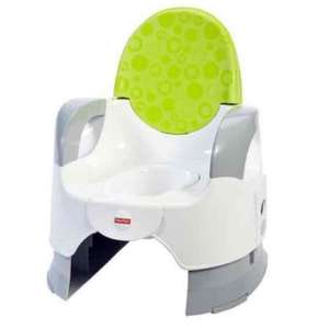 FISHER PRICE COMFORT POTTY 25% OFF £21 @ Debenhams - Free c&c