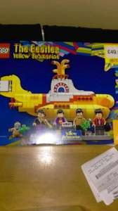 Lego Beatles Yellow Submarine £49.99 @ Smyths