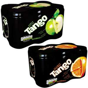 6 Pack Tango Apple £1.50, 6 Pack Tango Orange £1.50 at Iceland and Iceland 6 Luxury Mince Pies £1.50 (Award Winning) - Instore or Free Del for orders over £35