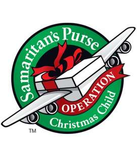 Operation Christmas child shoebox appeal £3 @ Samaritans Purse