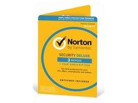 Norton Security Deluxe 3.0 1 User 3 Device 2 months £15.99 + £2.98 Post & Packing (Total 18.97) @ Ebuyer