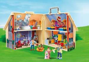 playmobil take along dolls house at Amazon