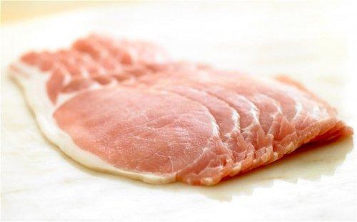 Taylor's prime quality Bacon - £1. (Heron)