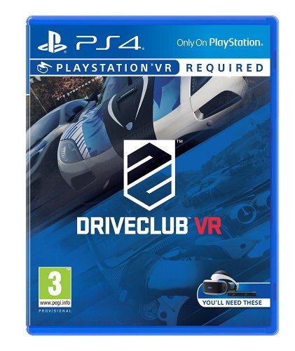 Driveclub VR (PS4) £22 (Prime) £24.00 (Non Prime) Delivered @ Amazon