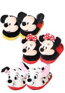 Disney Stompeez Mickey mouse, minnie mouse and 101 Dalmations all sizes £4.99 delivered @eBay sold by Highsttv