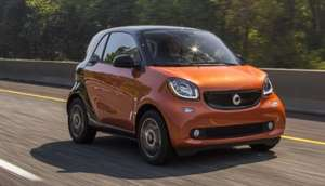 [Update dropped by £96.32] Smart Fortwo Coupe 1.0 Passion 2dr 2YR Lease - 10k mileage pa £83.00 x 23 + upfront payment £719.91 = £2559.68 Inc Vat  @ Select Car Leasing