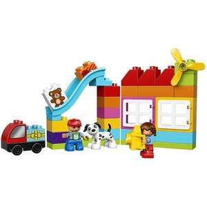 LEGO Duplo Creative Building Basket (10820). £19.99  (£2.95 delivery / free c&c) @ Toys r us