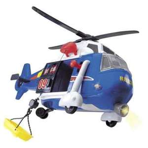 Rescue Helicopter £12.95 Tesco Direct and Instore